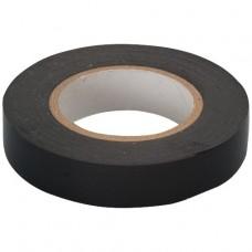 Изолента ПВХ, 15 мм х 10 м, 130 мкм, черная СИБРТЕХ