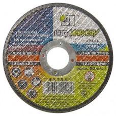 Диск шлифовальный по металлу 125х6,0х22,2мм (Луга) Россия